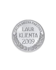 SREBRNY LAUR KLIENTA 2009